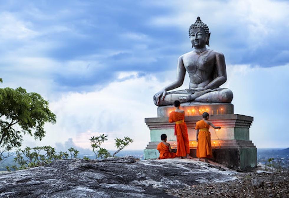 Tư tưởng của đạo Phật giải phóng khổ đau cho con người