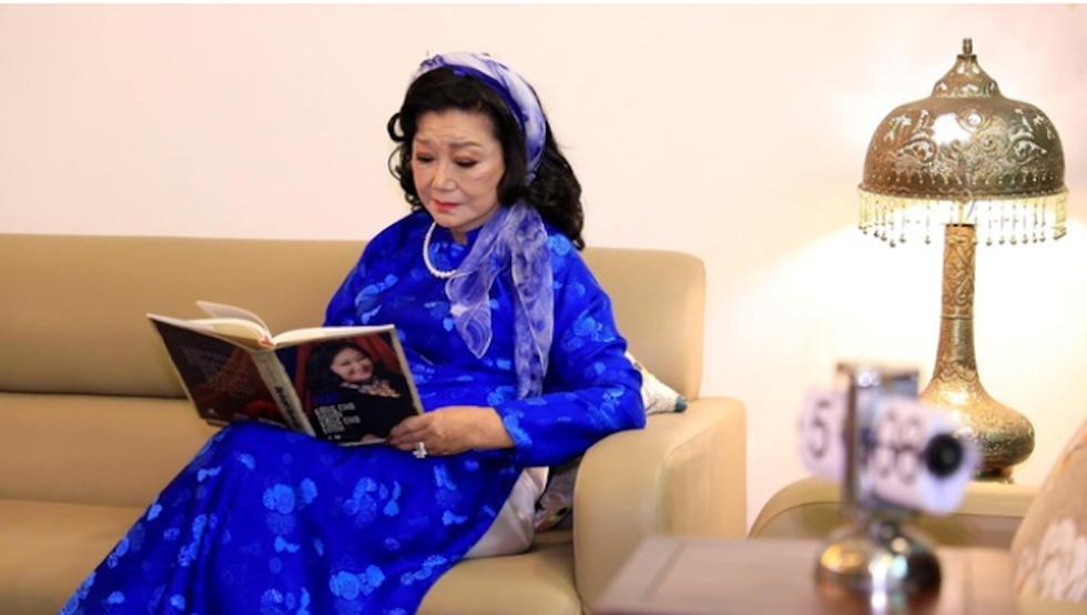 NSND Kim Cương: Tâm, tài và sự cống hiến cho cái đẹp