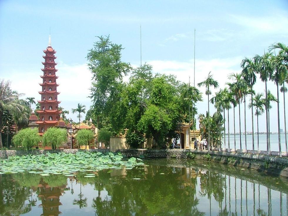 Những ngôi chùa nổi tiếng bậc nhất Việt Nam