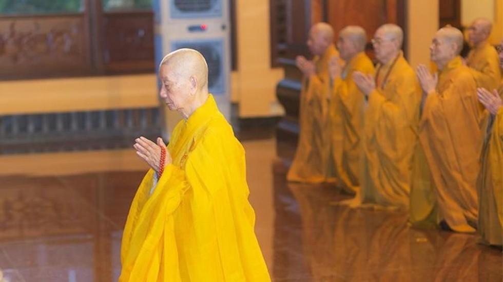 Gieo mầm thiện, trồng căn lành trong Phật pháp