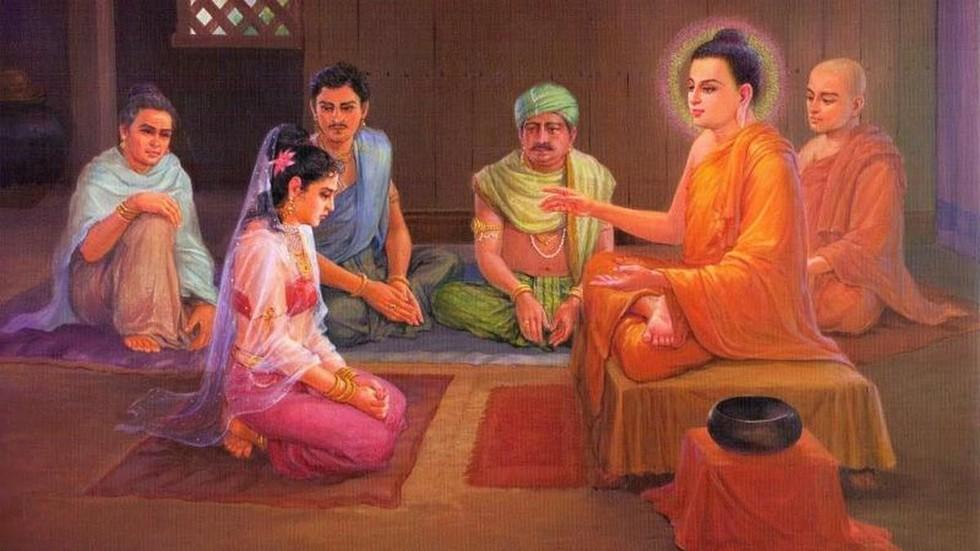 Một vài quan điểm Phật giáo về vấn đề ly hôn