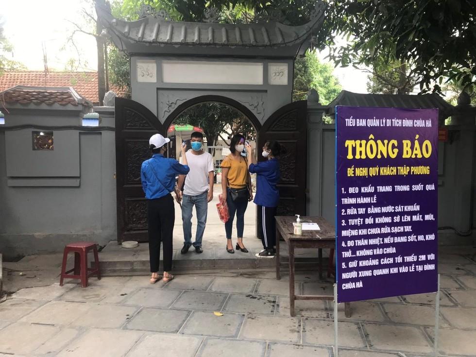 GHPGVN yêu cầu các cơ sở Phật giáo thực hiện nghiêm biện pháp chống dịch