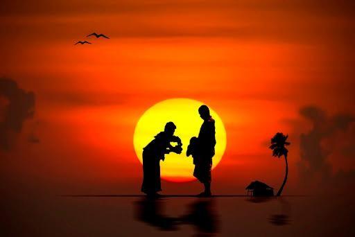 Người biết làm phước thường là người có tâm hướng thiện.